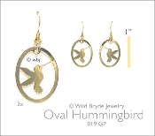 Oval Hummingbird