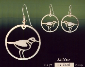 Killdeer Earrings