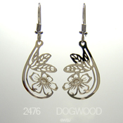 Dogwood in Bloom Earrings