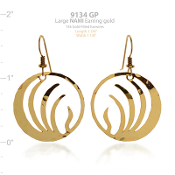 NAMI Logo Earrings