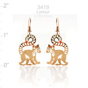 Lemur Love Earrings