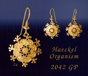 Organism Earrings
