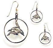 Double Dolphin Hoops