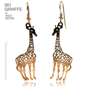 Giraffe Earrings