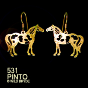 Pinto Earrings