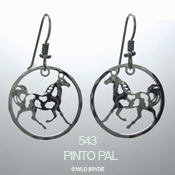 Pinto Pal Earrings