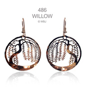 Willow Tree Earrings