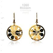 Wild Bryde Jewelry Spring Blossom Earrings