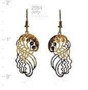 Jellyfish Tendrils Earrings