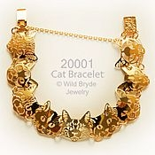 Cat Lovers Bracelet
