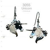 Unicorn Earrings