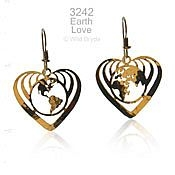 Earth Love Earrings